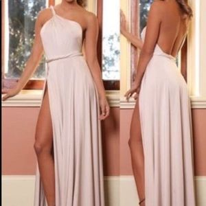 Abyss by Abby maxi dress